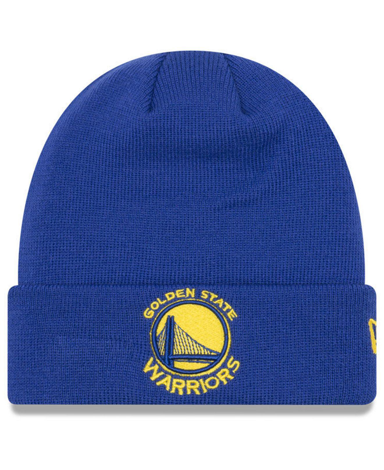 new style e2ba4 1a783 KTZ. Men s Blue Golden State Warriors Breakaway Knit