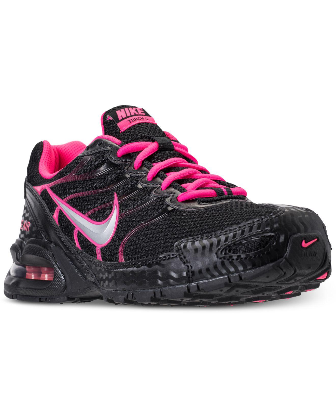 b3c1aa02597 Lyst - Nike Women s Air Max Torch 4 Running Sneakers From Finish ...