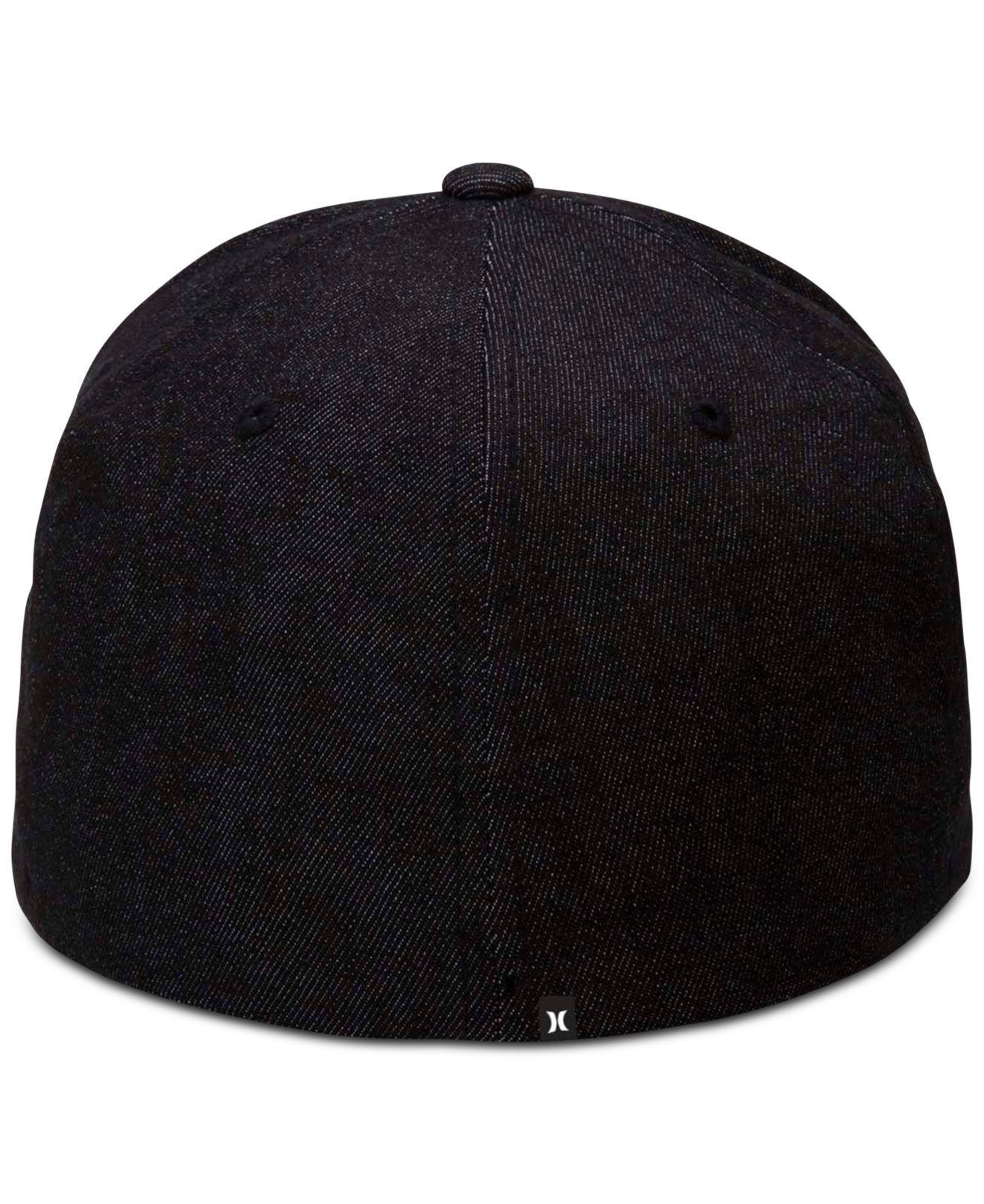a7da3828d5d Lyst - Hurley International Corp Cap in Black for Men