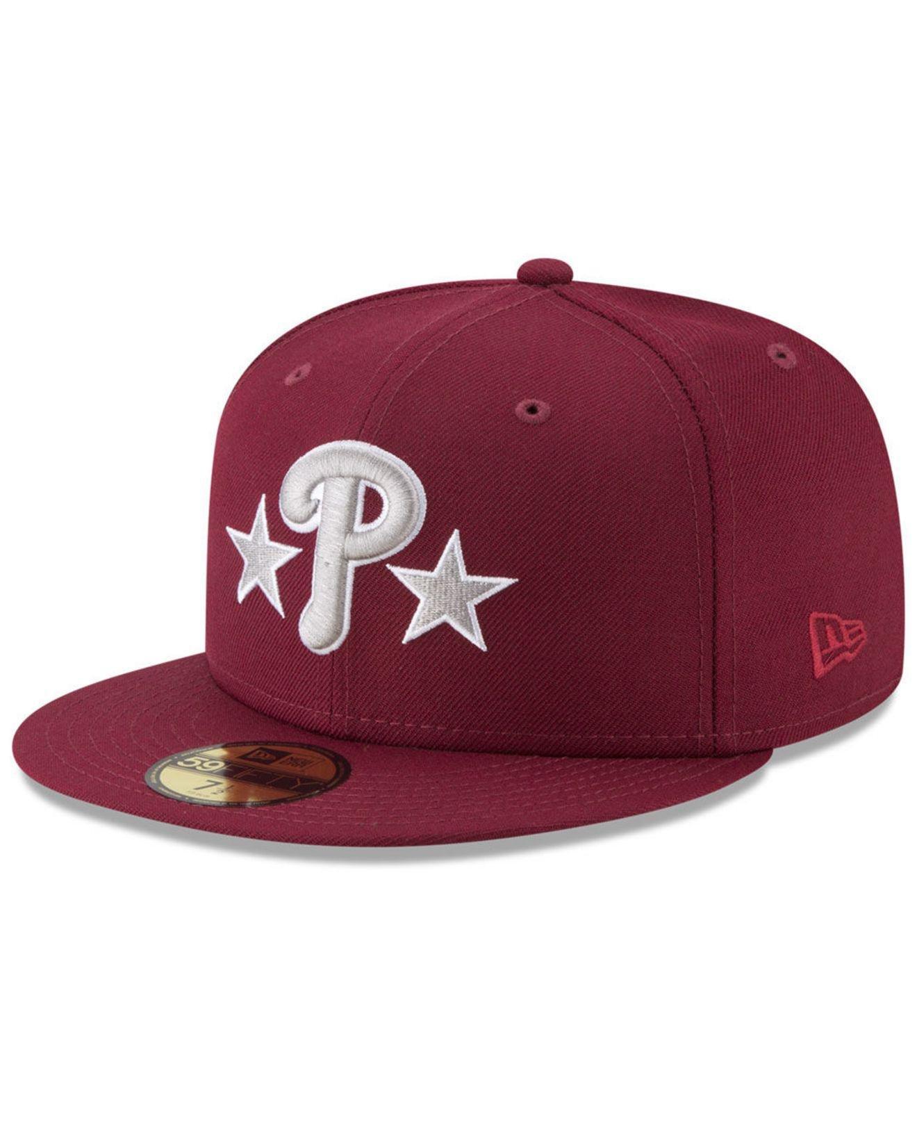 f87bbe3d690f06 ... order ktz. mens philadelphia phillies batting practice wool flip  59fifty fitted cap 28284 080fb