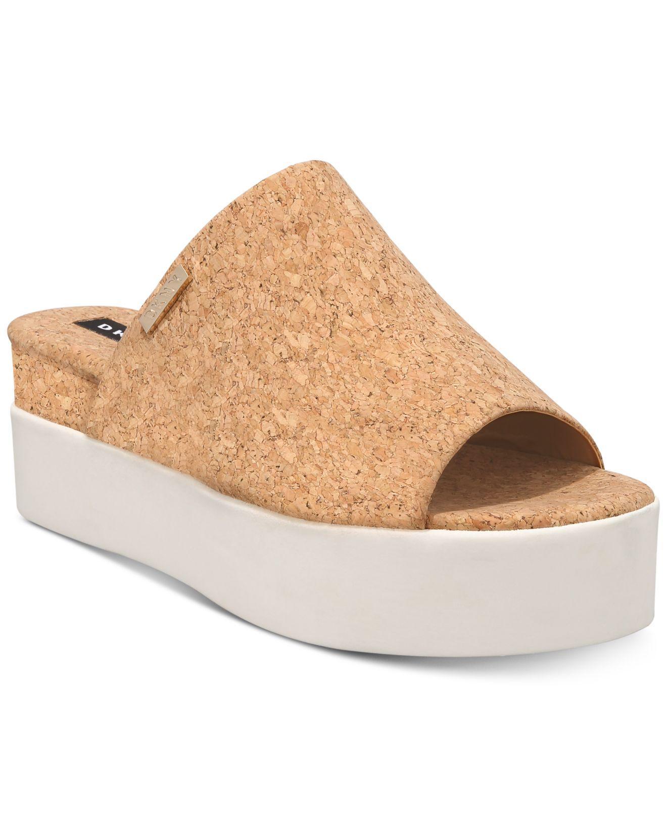 081f4f2f91e DKNY. Women s Natural Carli Sandals ...