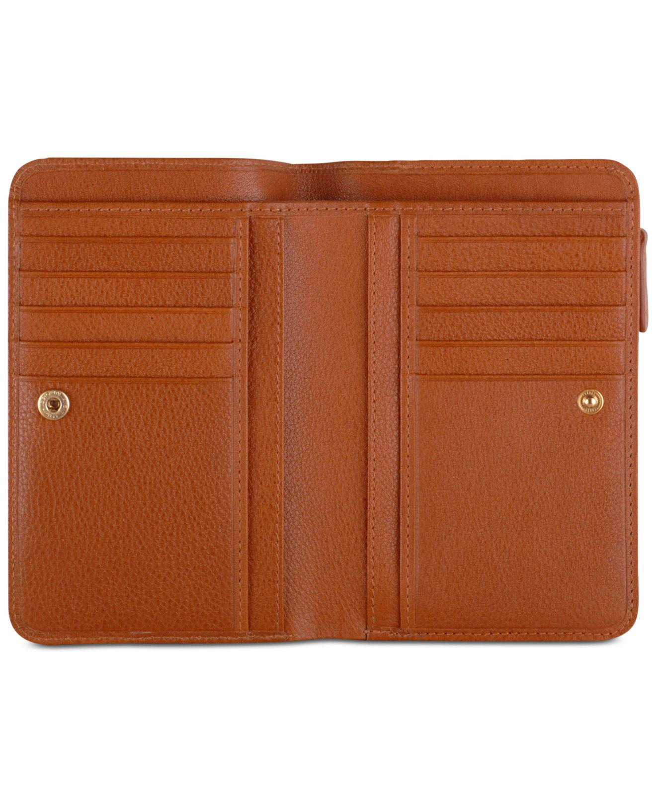 09da3f916957 Lyst - Radley Pockets Medium Zip Around Leather Wallet in Brown