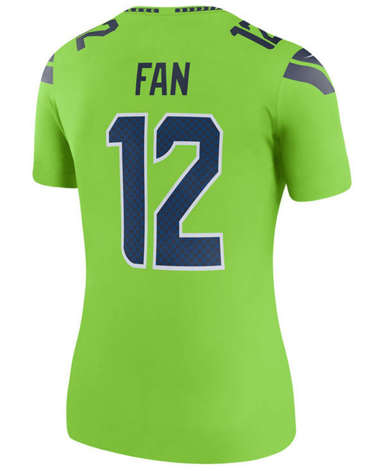 canada seattle seahawks bright green jersey cb123 5f3f3