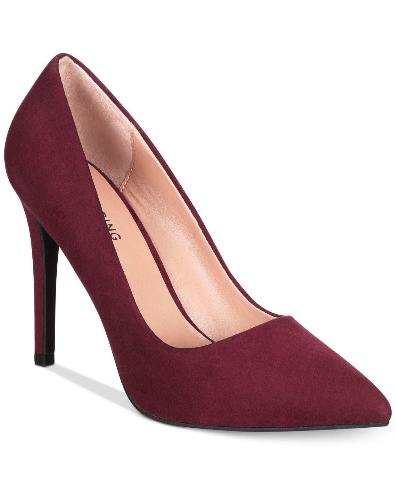 Macys Women Career Shoes
