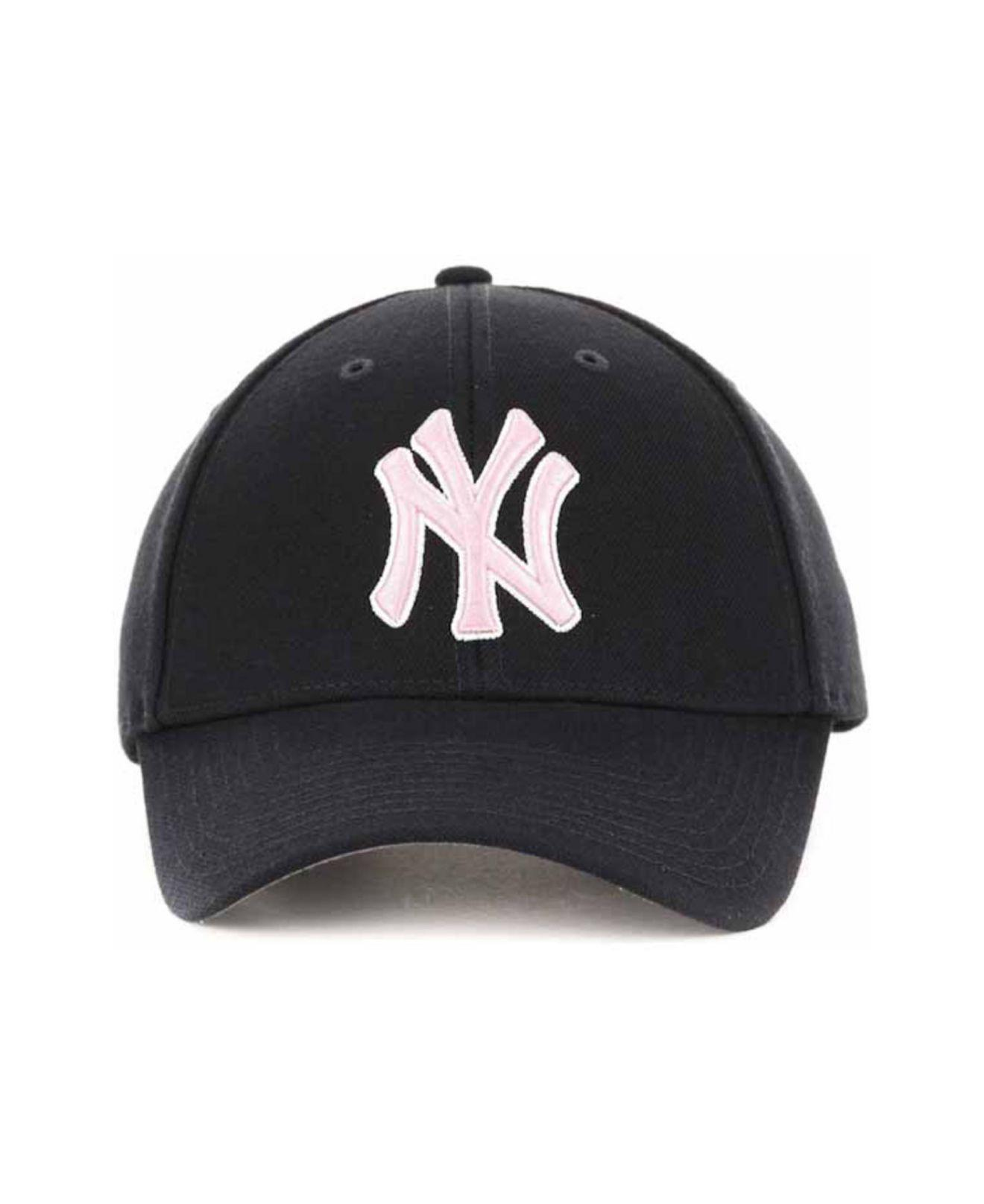 1a5ed8c2584cb ... sale new york yankees mvp curved cap for men lyst. view fullscreen  ab17b c0ef3 discount code for lyst 47 brand ...