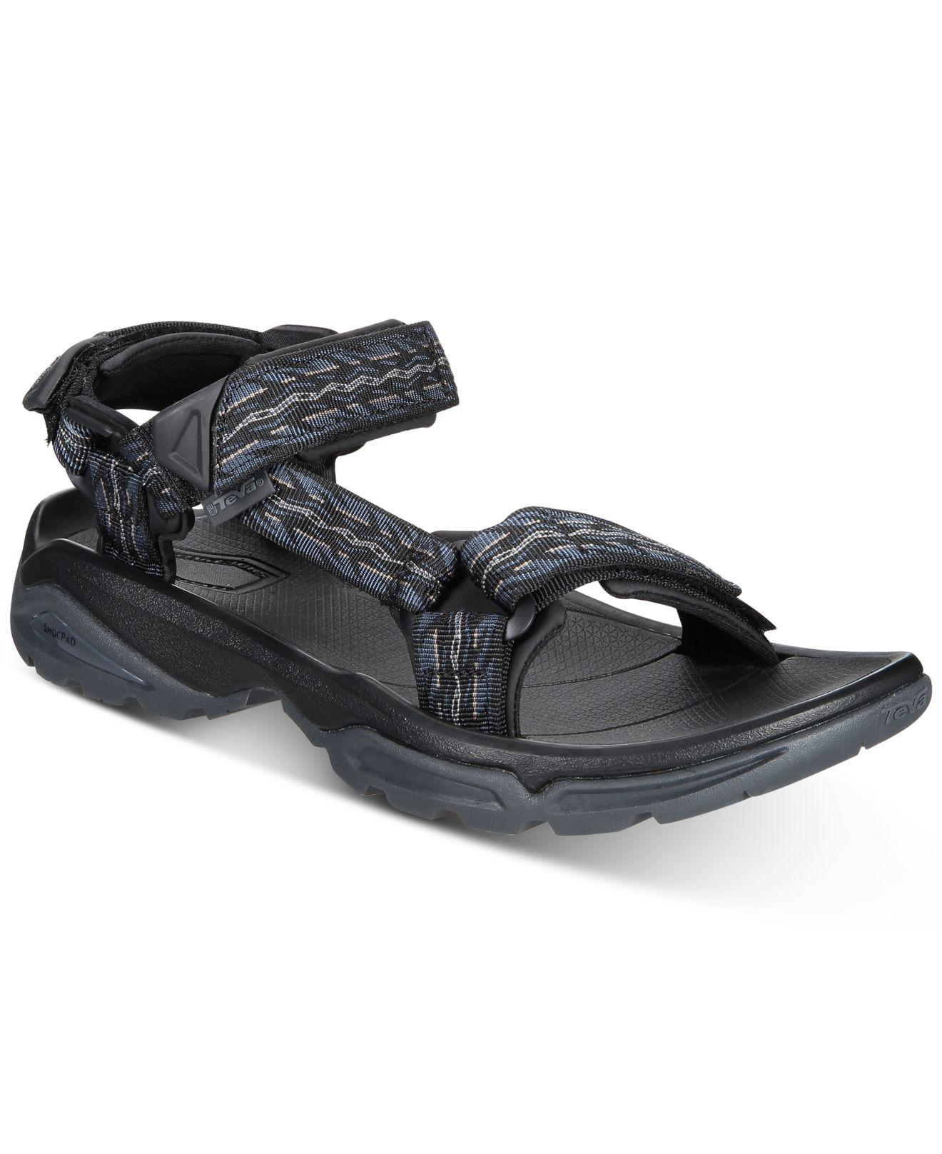 7da60012dd8a Lyst - Teva M Terra Fi 4 Water-resistant Sandals for Men