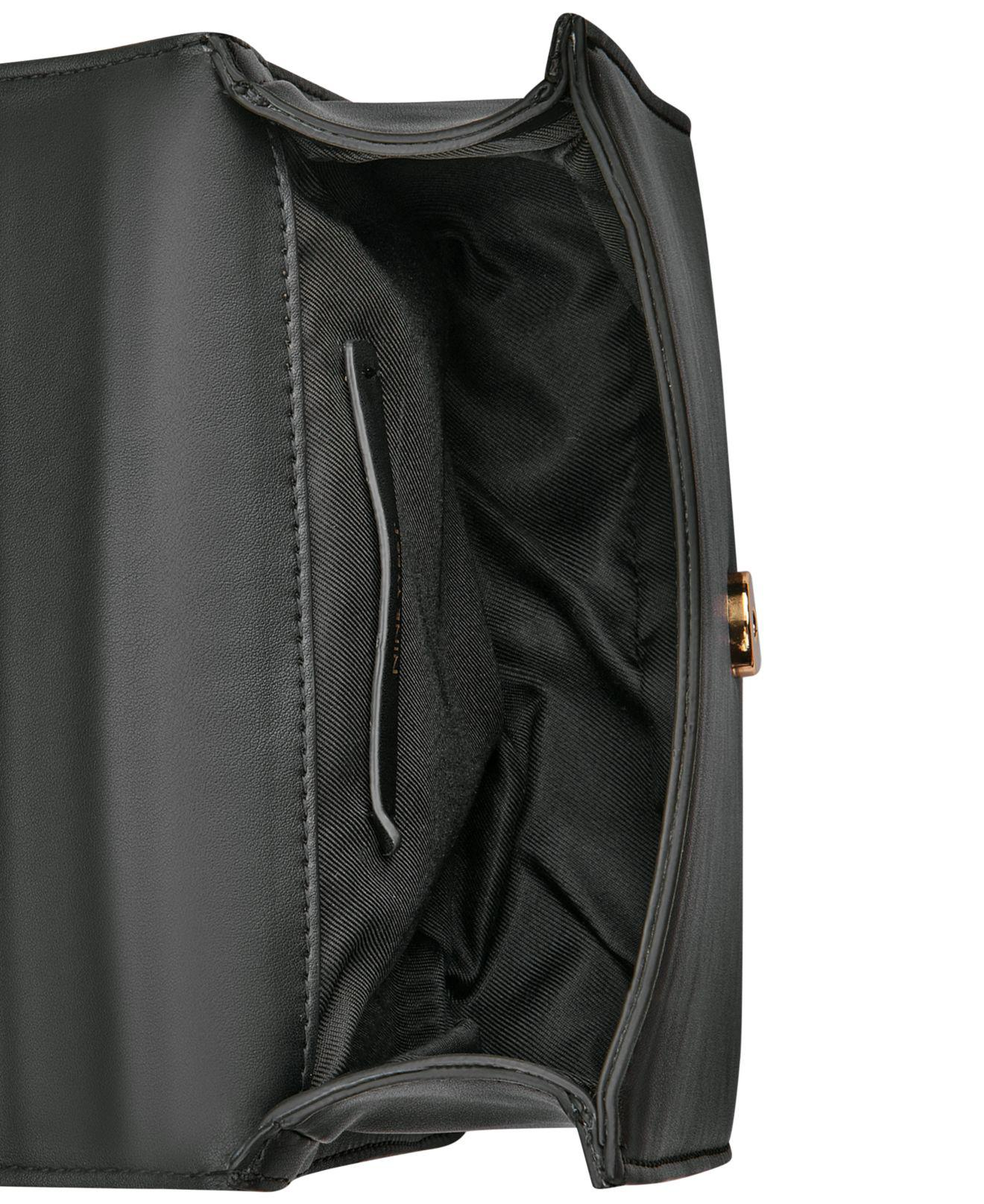 Nine West Thandi Shoulder Bag in Black - Lyst de6ec7140f275