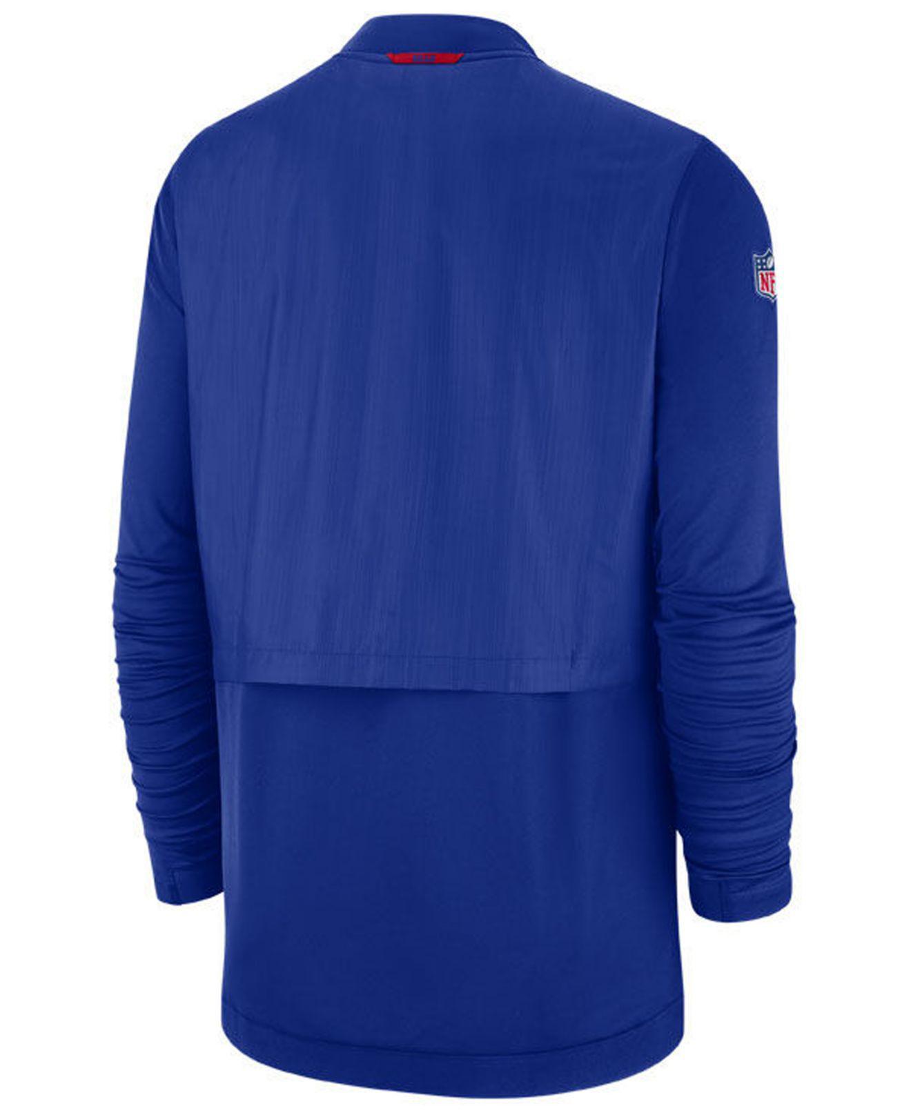 dfed3024c75b Lyst - Nike Buffalo Bills Elite Hybrid Jacket in Blue for Men