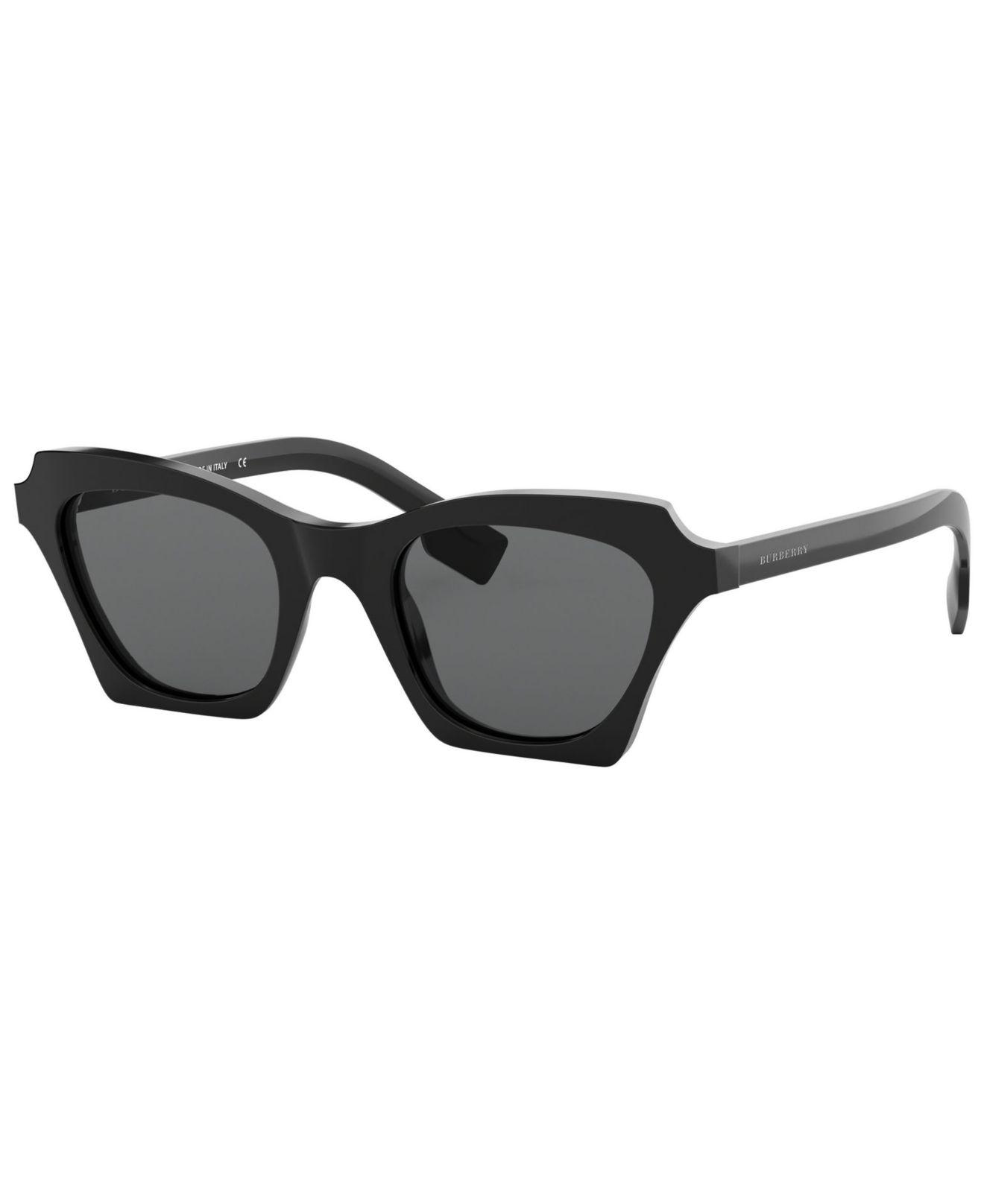 e90a734f140 Lyst - Burberry Be4283 in Black