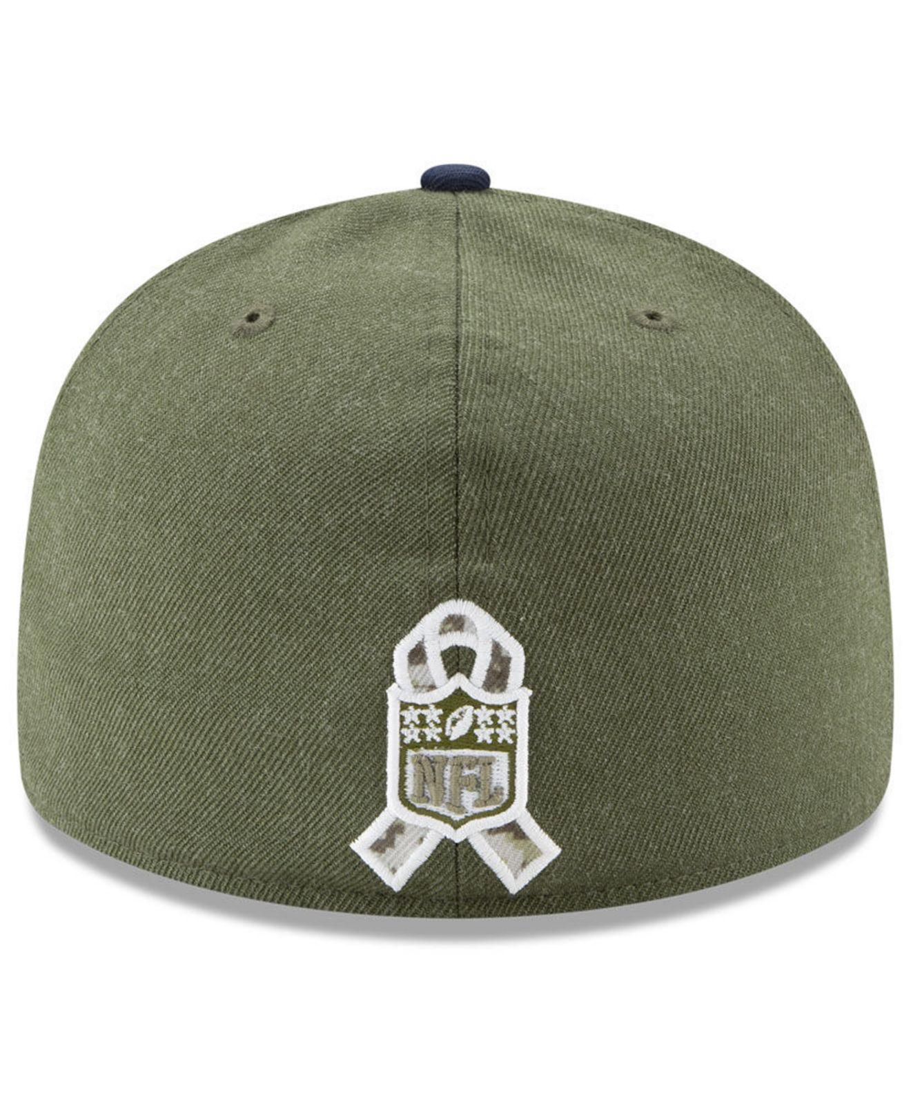 c0d244fcb1fd7c ... order lyst ktz chicago bears salute to service low profile 59fifty  306f9 863e5