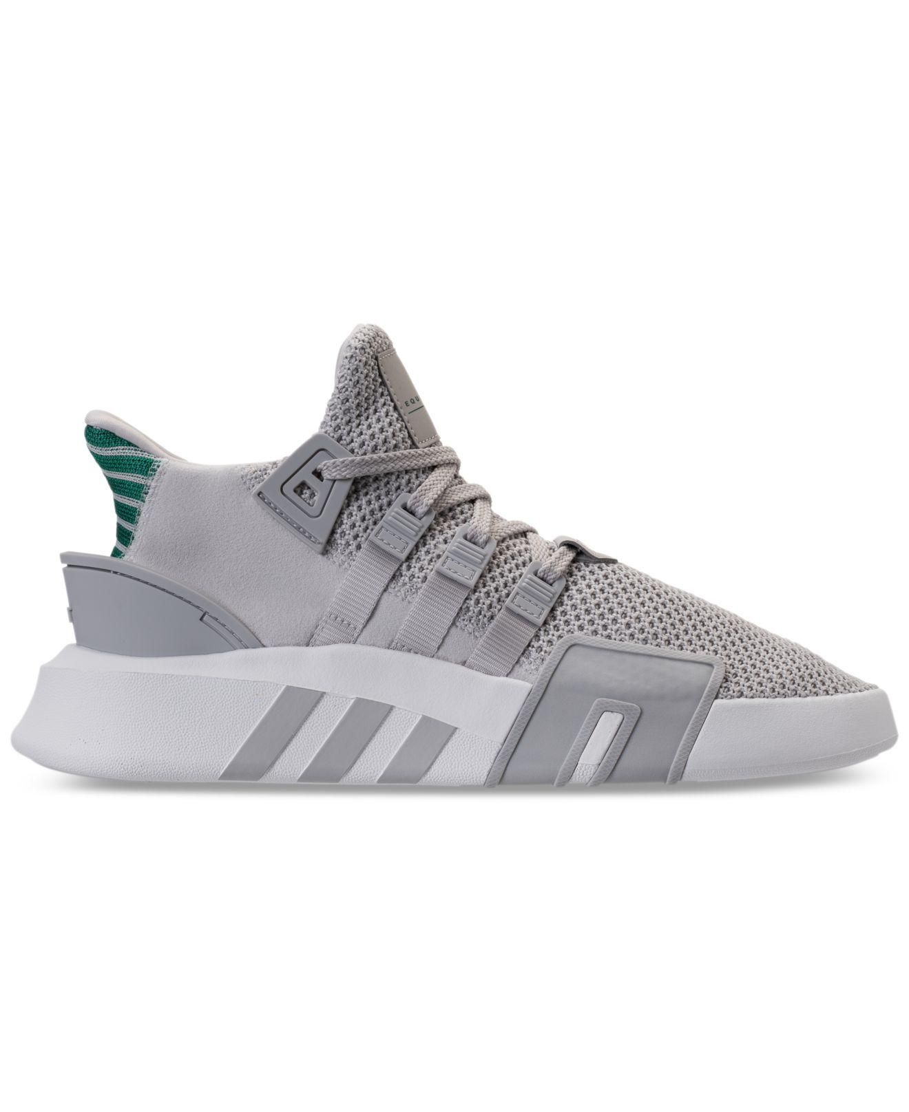 829174b6e2d7 Lyst - adidas Originals Eqt Knit Og Basketball Sneakers From Finish ...