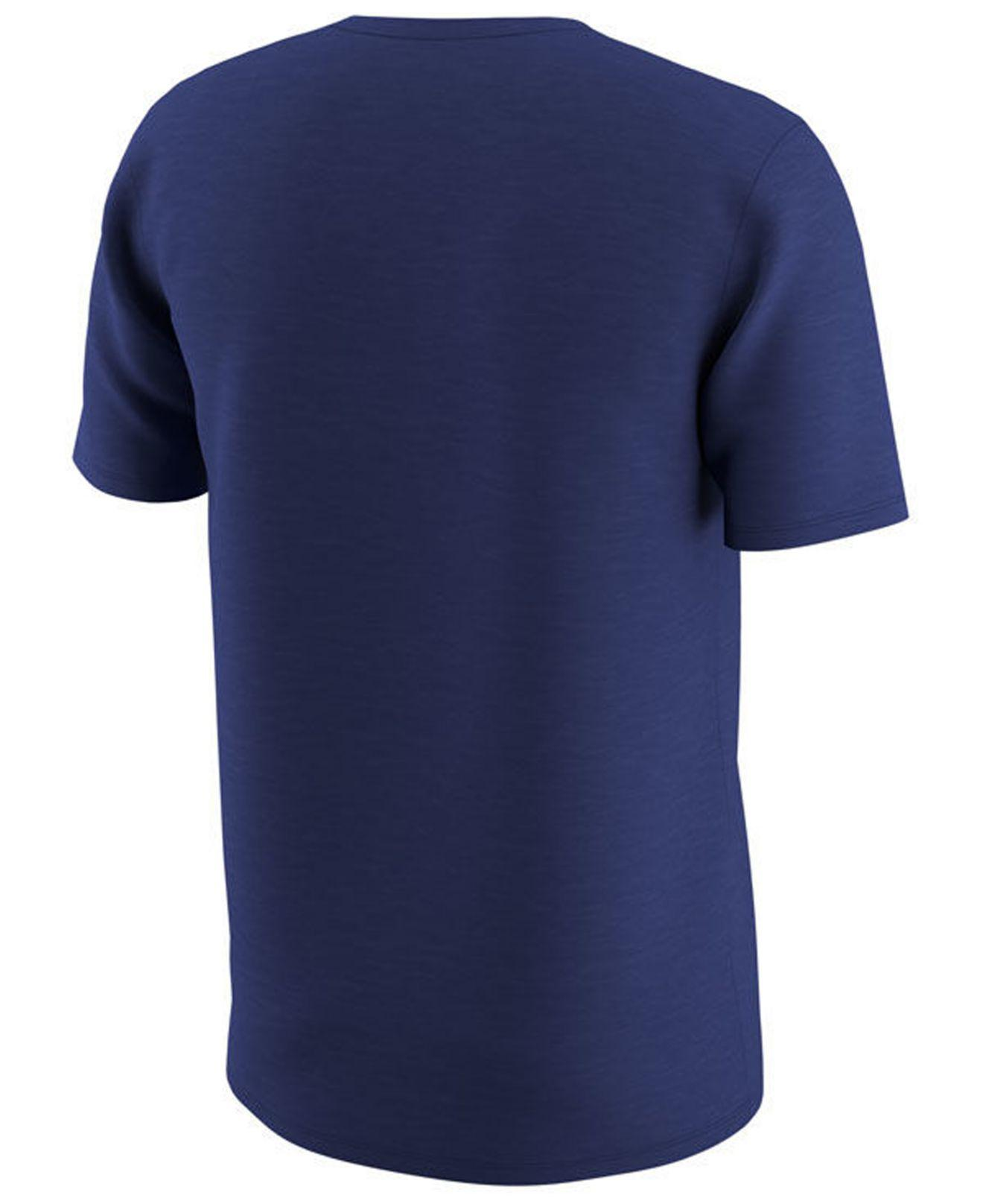 5cf5c46d Lyst - Nike Clayton Kershaw Los Angeles Dodgers Legend Player T-shirt in  Blue for Men