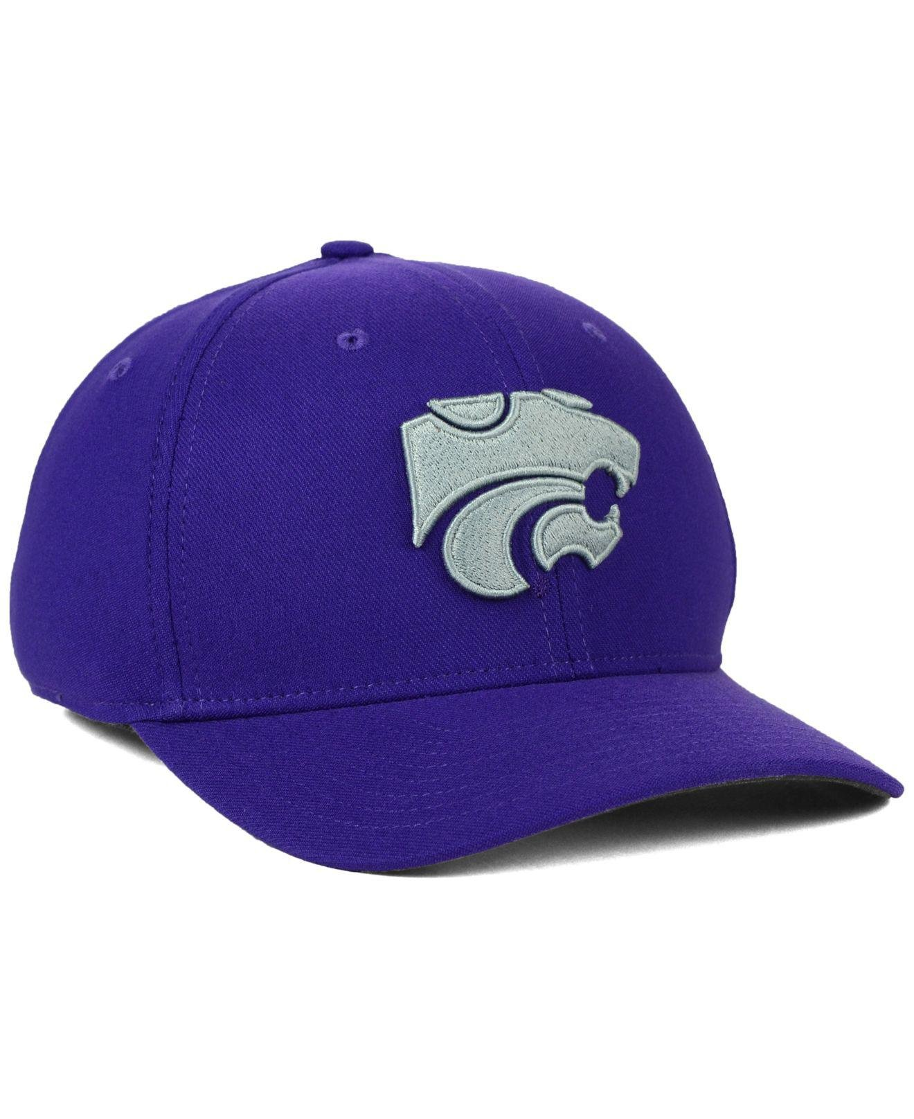 low cost 7a469 48e10 Nike - Purple Kansas State Wildcats Classic Swoosh Cap for Men - Lyst. View  fullscreen