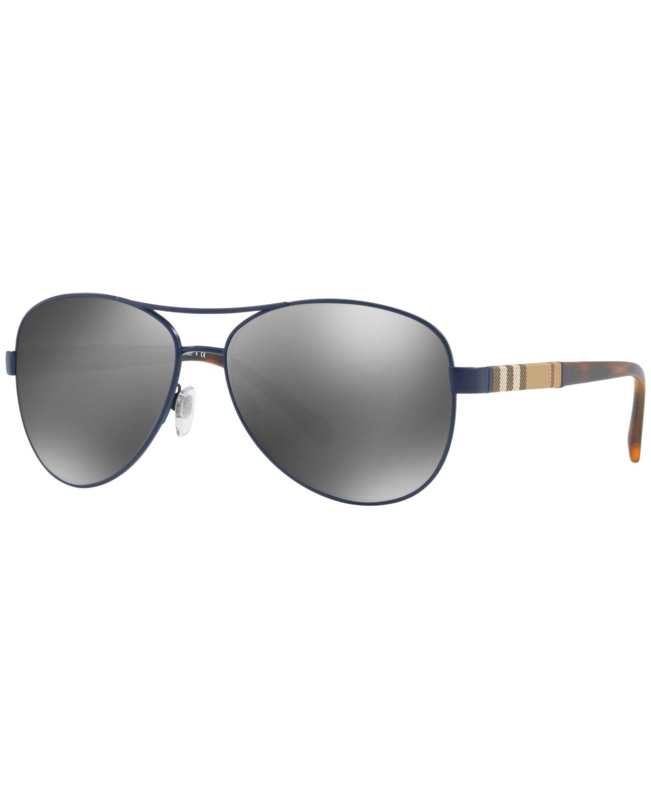 b485ee0f7f9 Burberry. Women s Gray Sunglasses