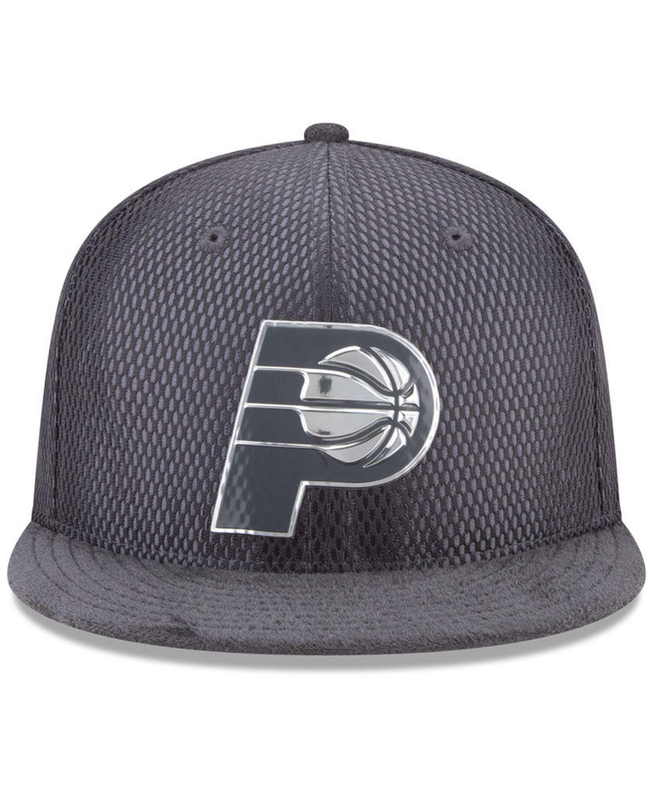 best service 4a94f 1330f Lyst - KTZ On-court Graphite Collection 9fifty Snapback Cap for Men
