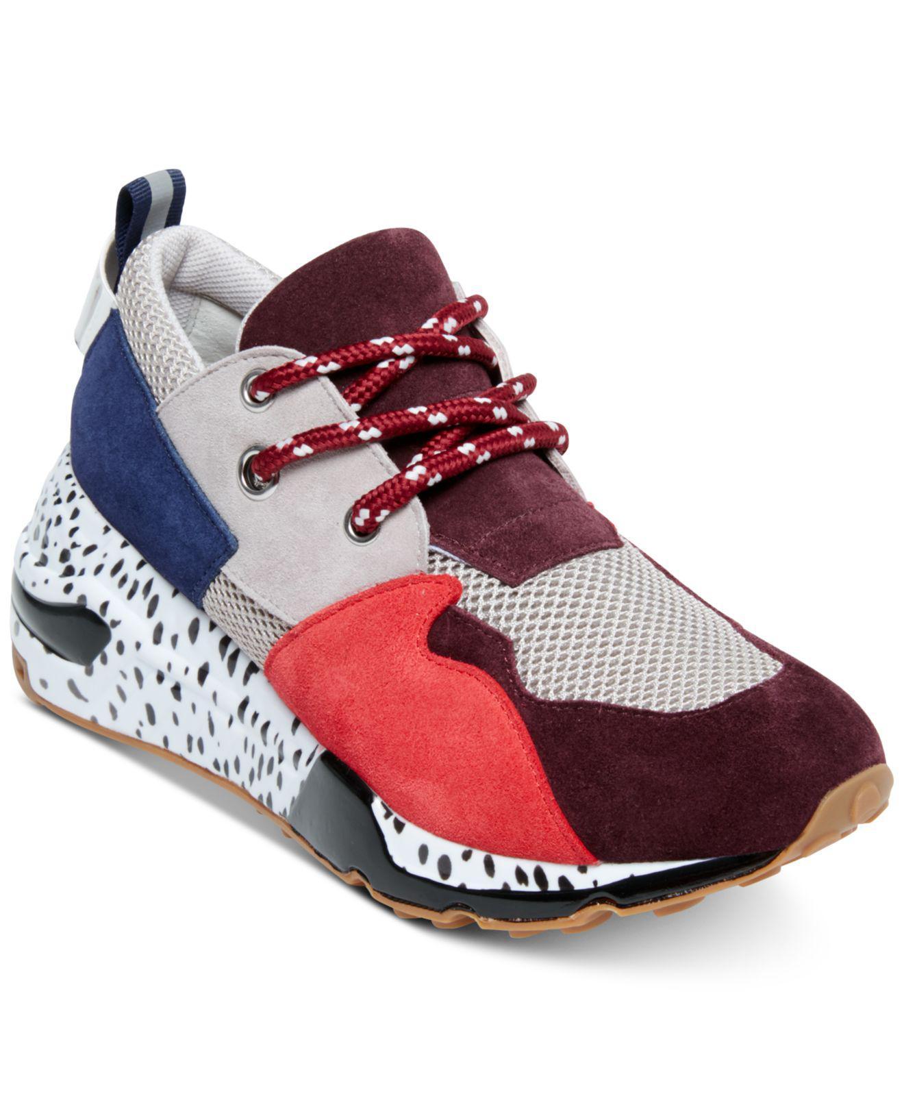72bb1c70444 Steve Madden - Red Cliff Sneaker - Lyst. View fullscreen