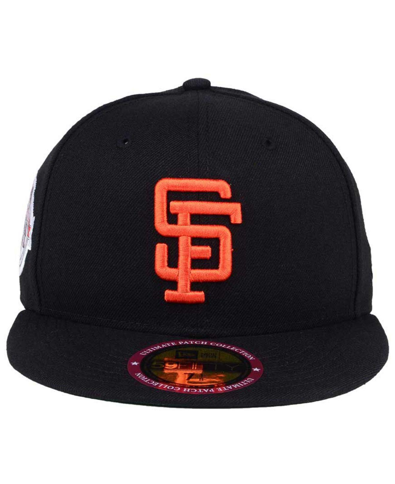 best service 5a21a 75e41 KTZ San Francisco Giants Ultimate Patch All Star Collection 59fifty ...