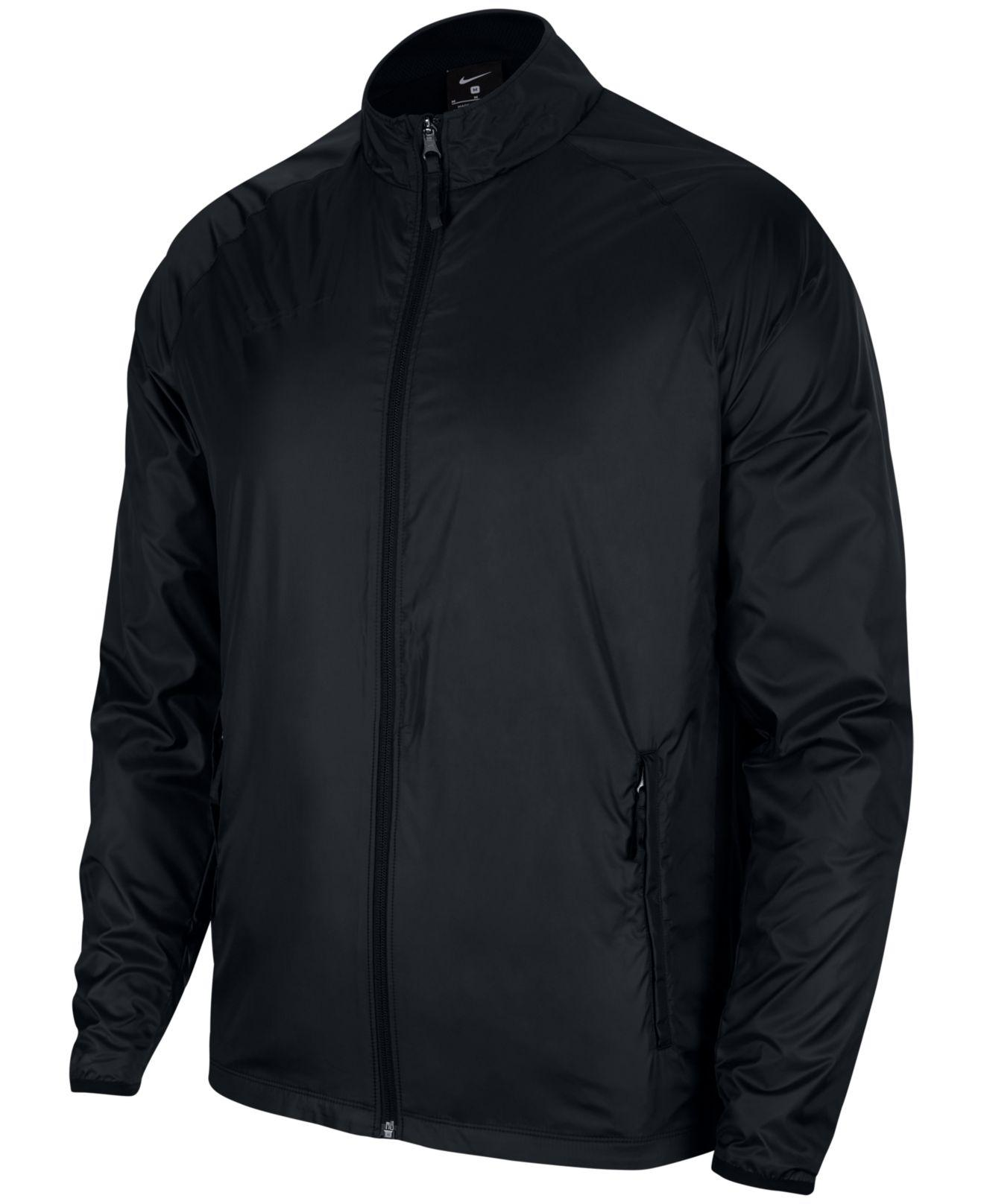 a38bcd0a06 Lyst - Nike Academy Soccer Jacket in Black for Men