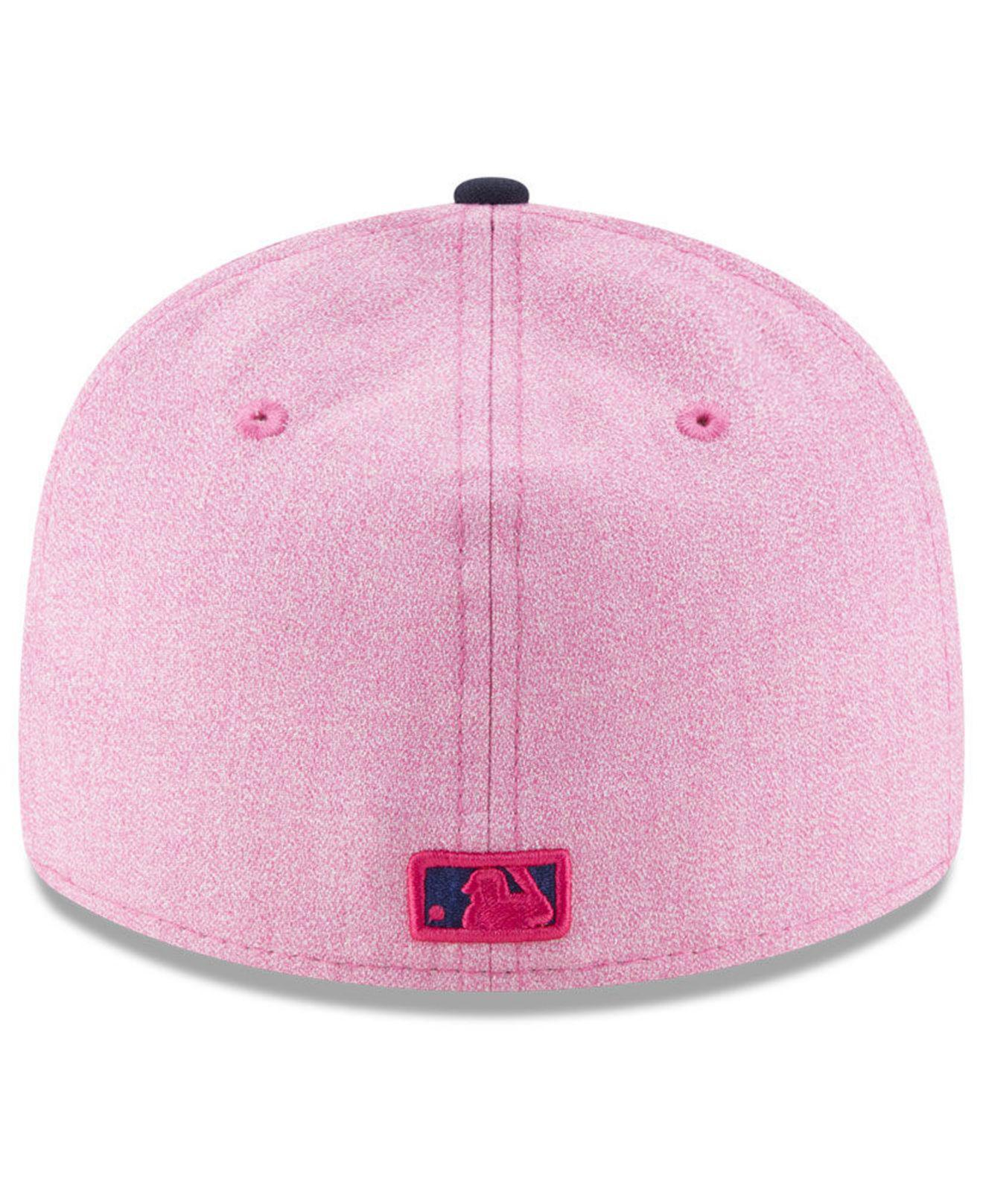 check out 99681 f0677 ... hat 6f80d b1e8a  new zealand texas rangers mothers day low profile  59fifty fitted cap lyst. view fullscreen 3a160