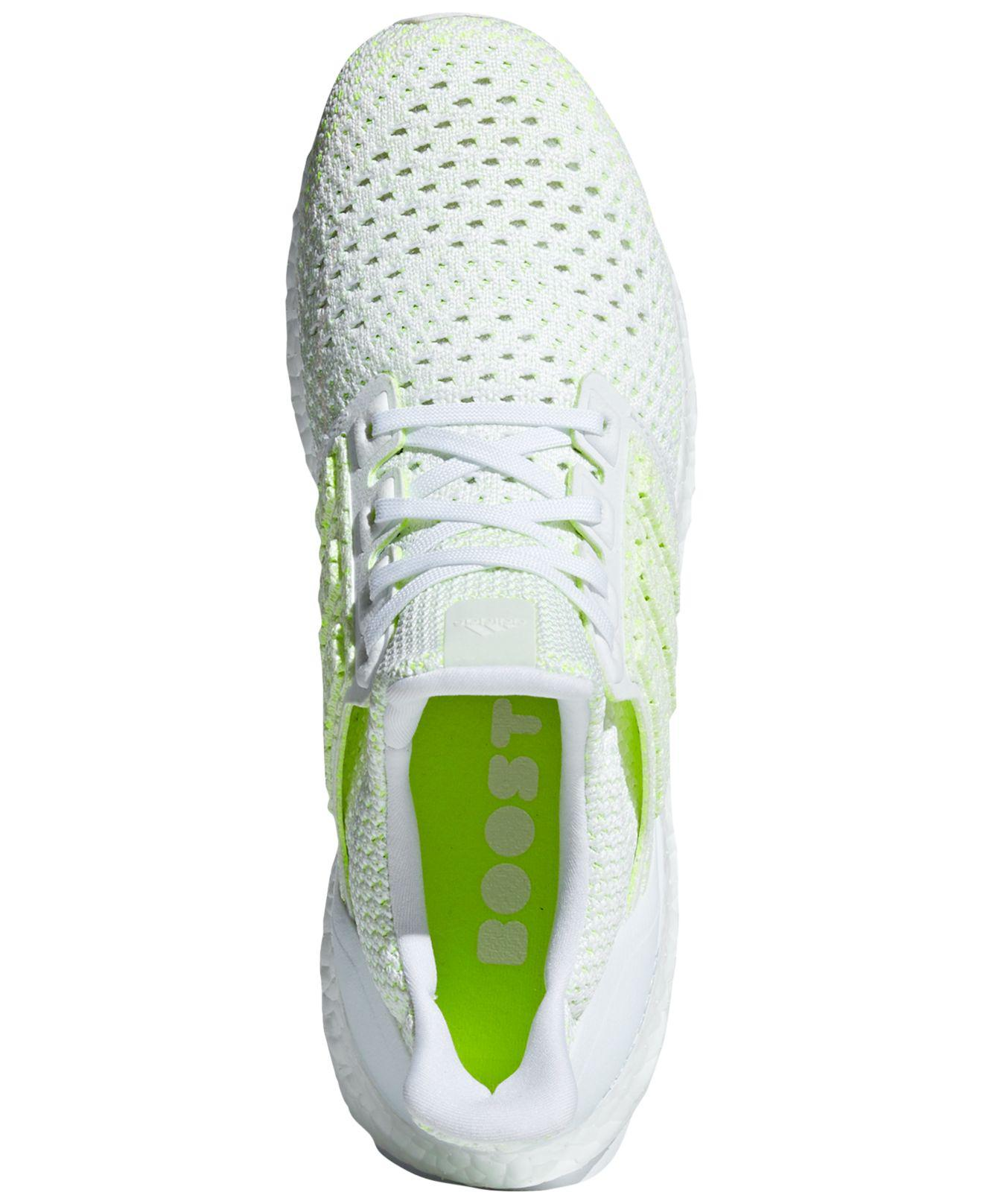 9299dd5ae25d Lyst - adidas Ultraboost Clima Running Sneakers From Finish Line in ...
