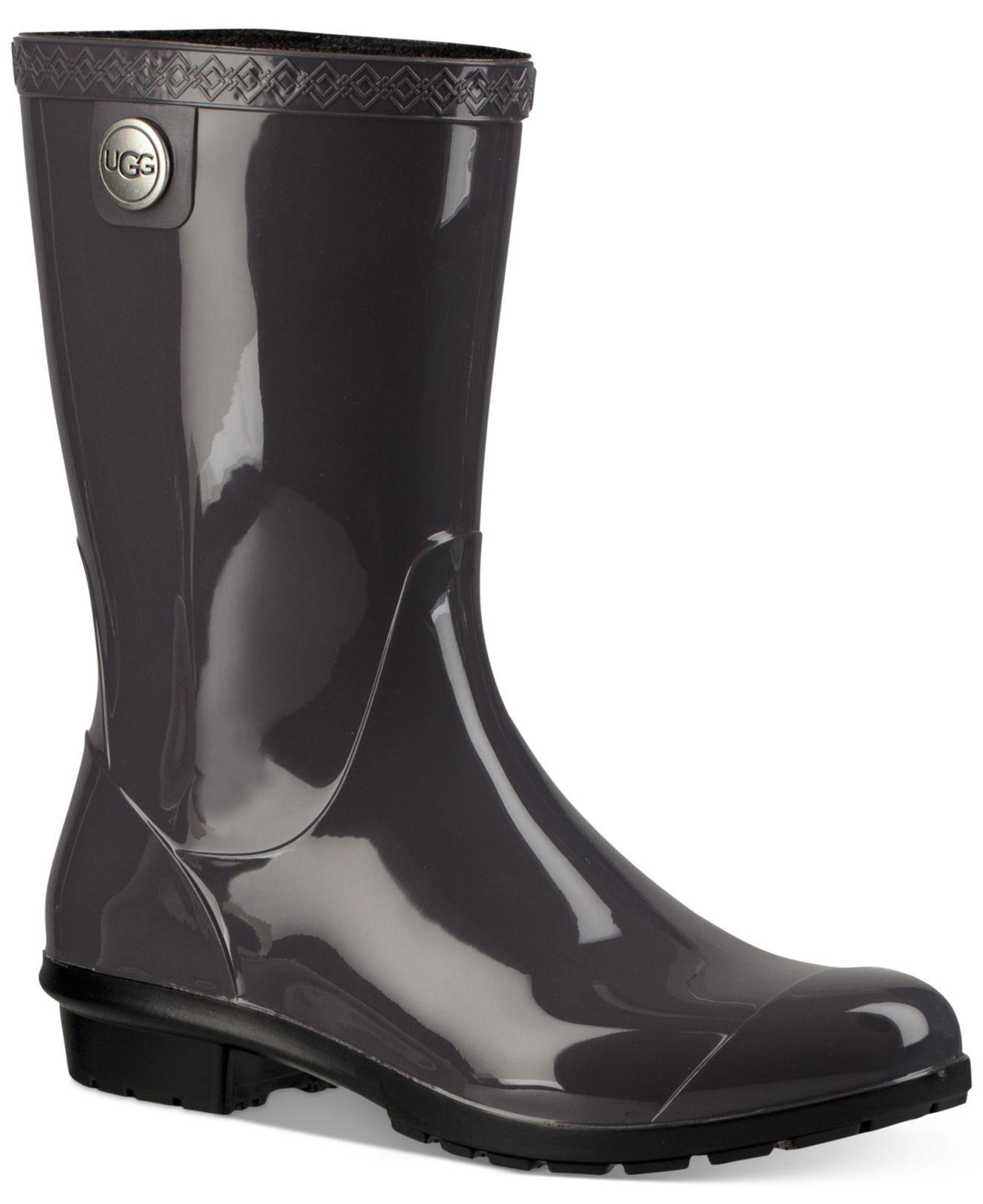 UGG® Sienna Matte Rain Boots zCTk4nb2