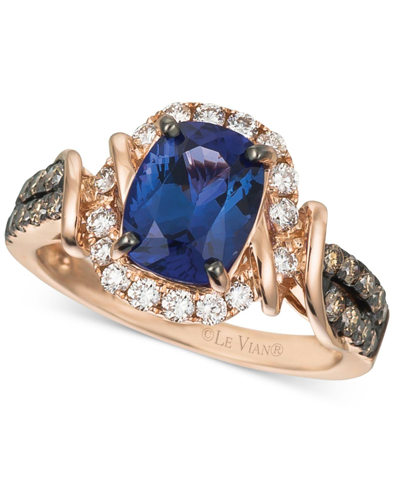 best ring blueberry jewelry on le jewelery pinterest ljsdavies jewellery rings vian images jewel tanzanite beautiful and