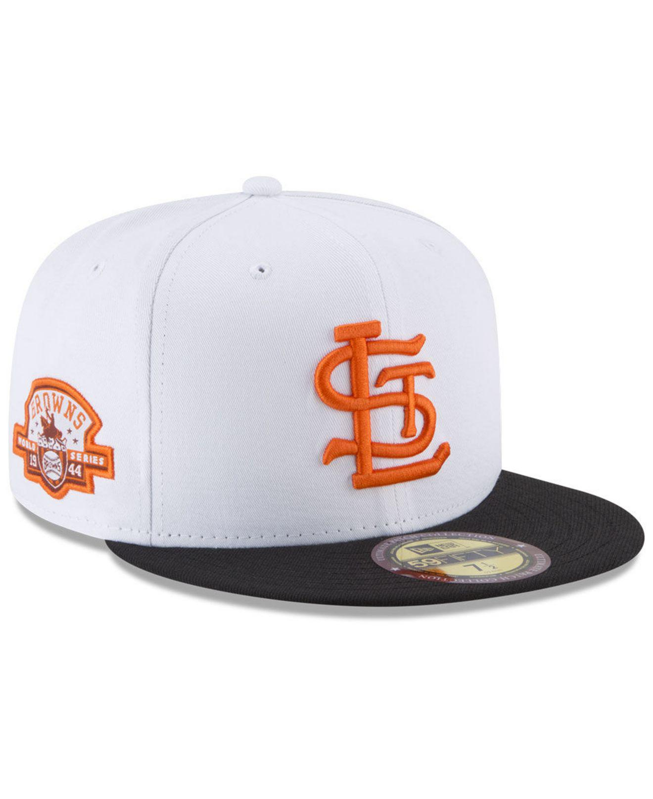 best loved 513d2 01b9a Lyst - KTZ Ultimate Patch Collection World Series 59fifty Fitted Cap ...