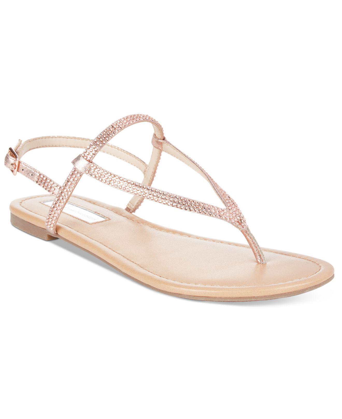 a20ffbd1b7a73e INC International Concepts. Women s Macawi Embellished Flat Sandals ...