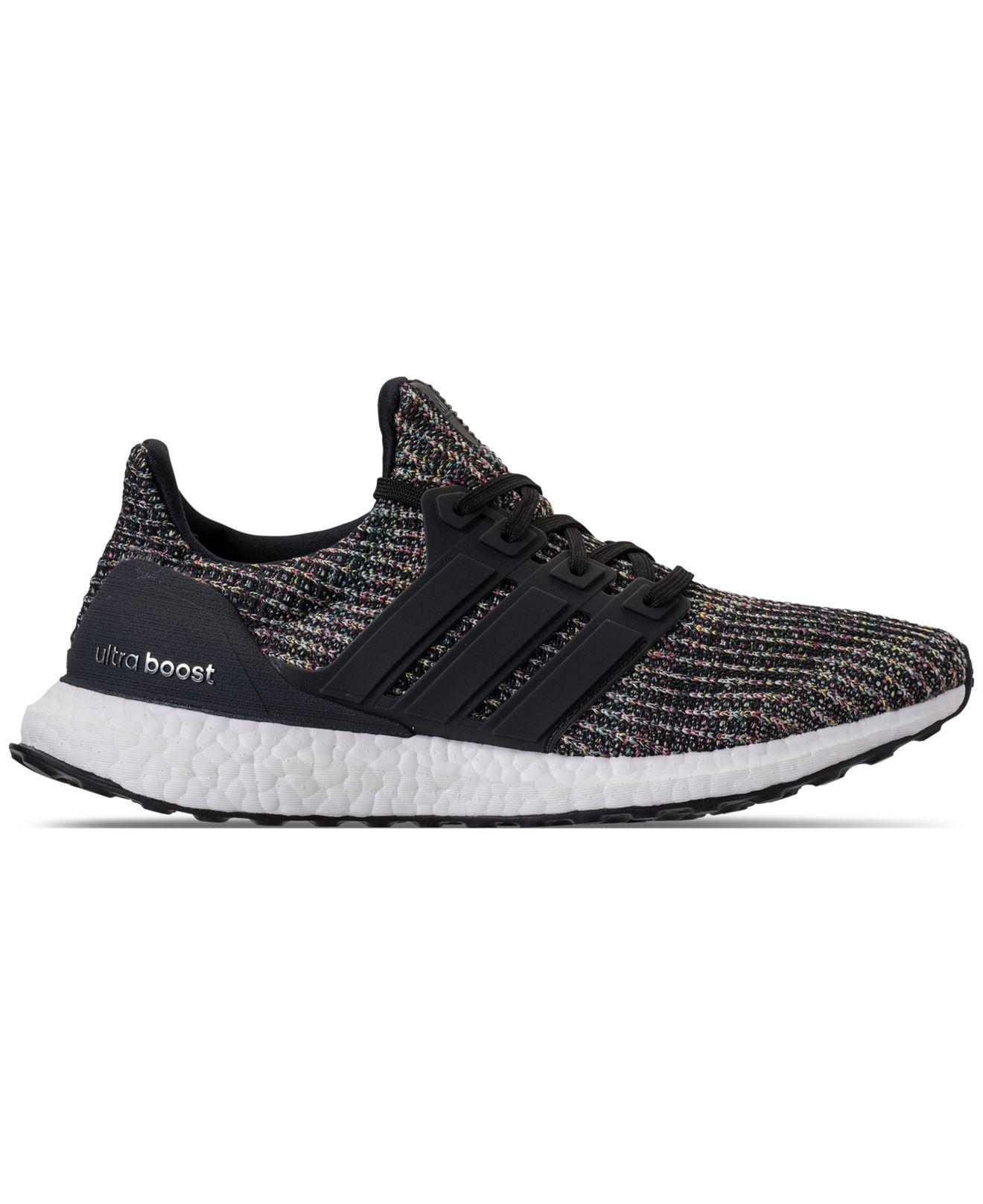 Lyst - adidas Ultraboost Running Sneakers From Finish Line in Black for Men  - Save 51.111111111111114% 5c6d571e1898