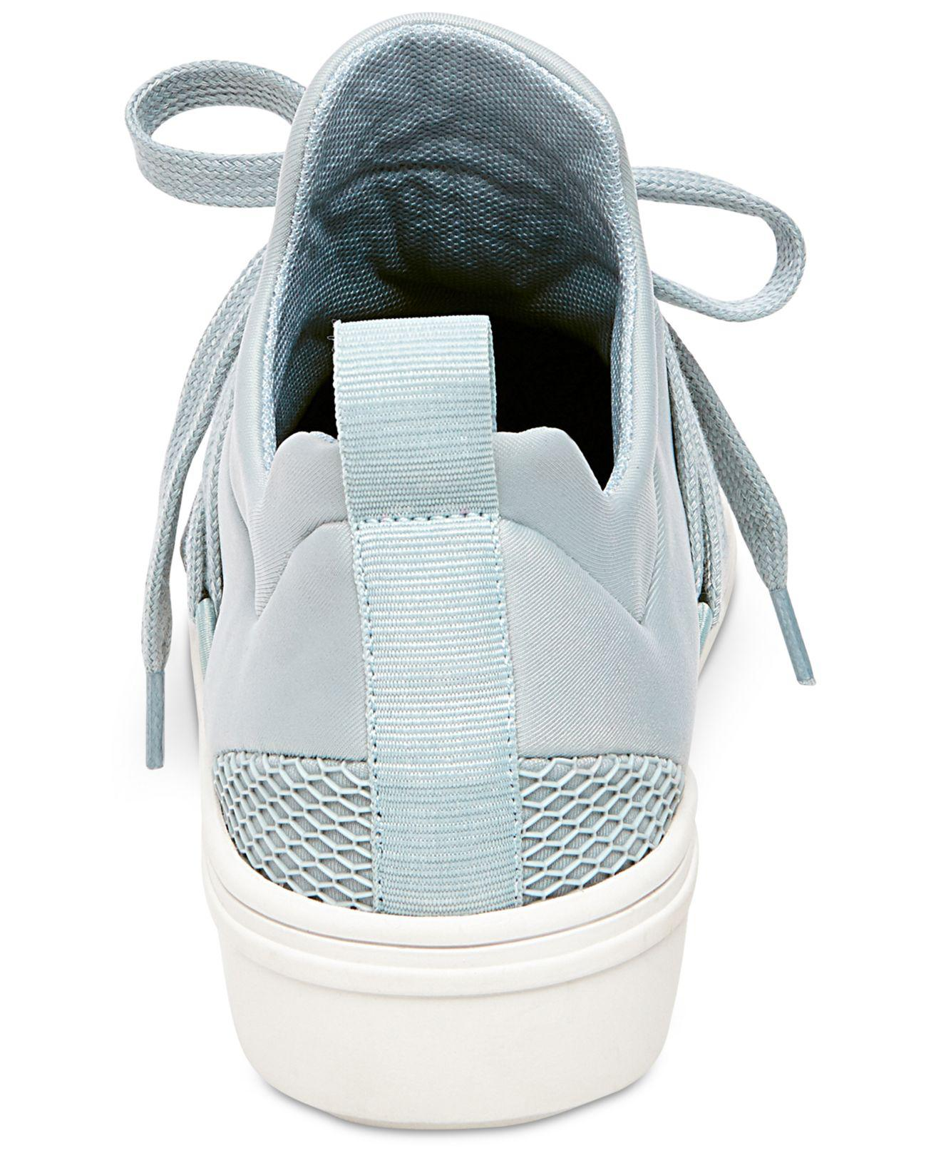 a6052fe3d47 Lyst - Steve Madden Lancer Athletic Sneakers in Blue