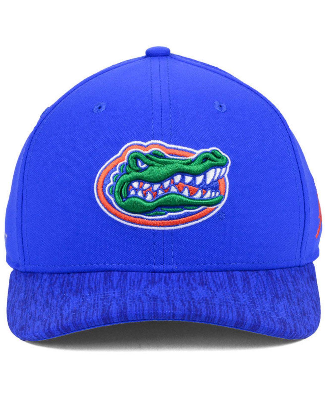 ... purchase lyst nike florida gators arobill swoosh flex cap in blue for  men 196b4 8e9de 4e6bfffcad69