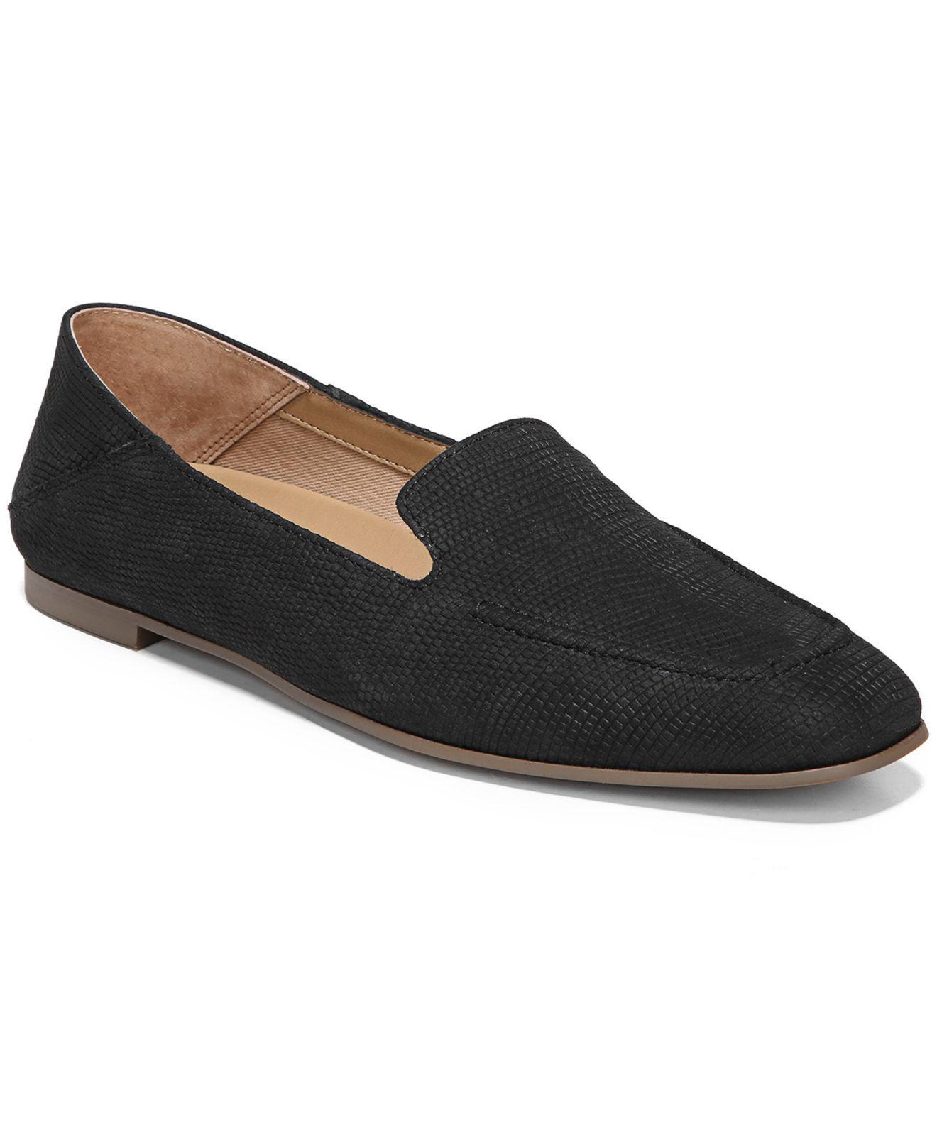 4febd1bb543 Lyst - Franco Sarto Gracie Loafers in Black