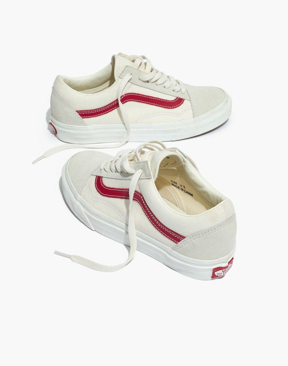 c987dcfd813fbd Lyst - Madewell Vans Unisex Old Skool Lace-up Sneakers