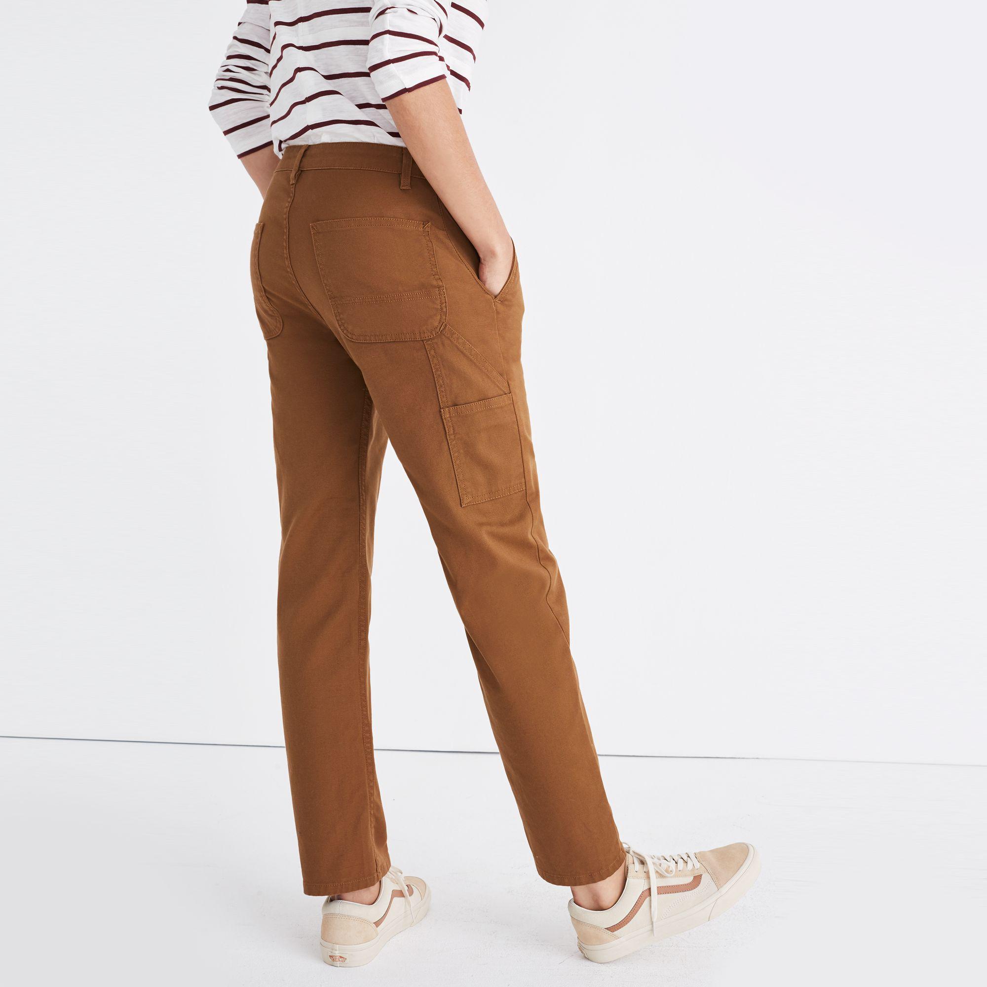 238d831253f2 Lyst - Madewell Carhartt® Work In Progress Pierce Pants in Brown