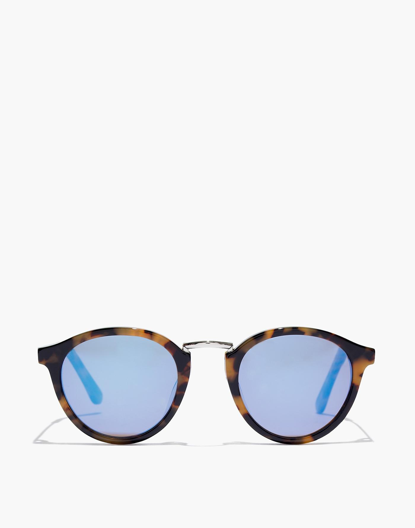f9a12dcbd821 Madewell Indio Sunglasses in Brown - Lyst