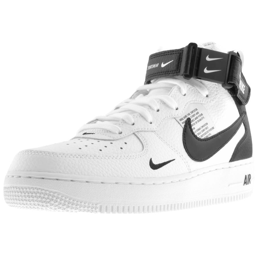 6af4ff400cac8d Lyst - Nike Air Force 1 07 Trainers White in White for Men