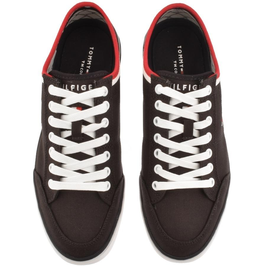 370ff0c2 Tommy Hilfiger - Core Corporate Trainers Black for Men - Lyst. View  fullscreen