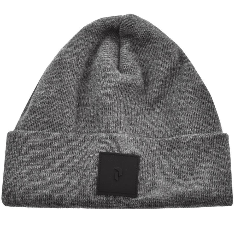 Peak Performance Perfect Beanie Hat Grey in Gray for Men - Lyst aae7c6396046