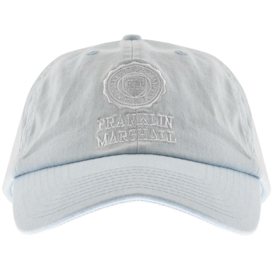Franklin   Marshall Baseball Cap Blue in Blue for Men - Lyst 0bc8e748bf2f