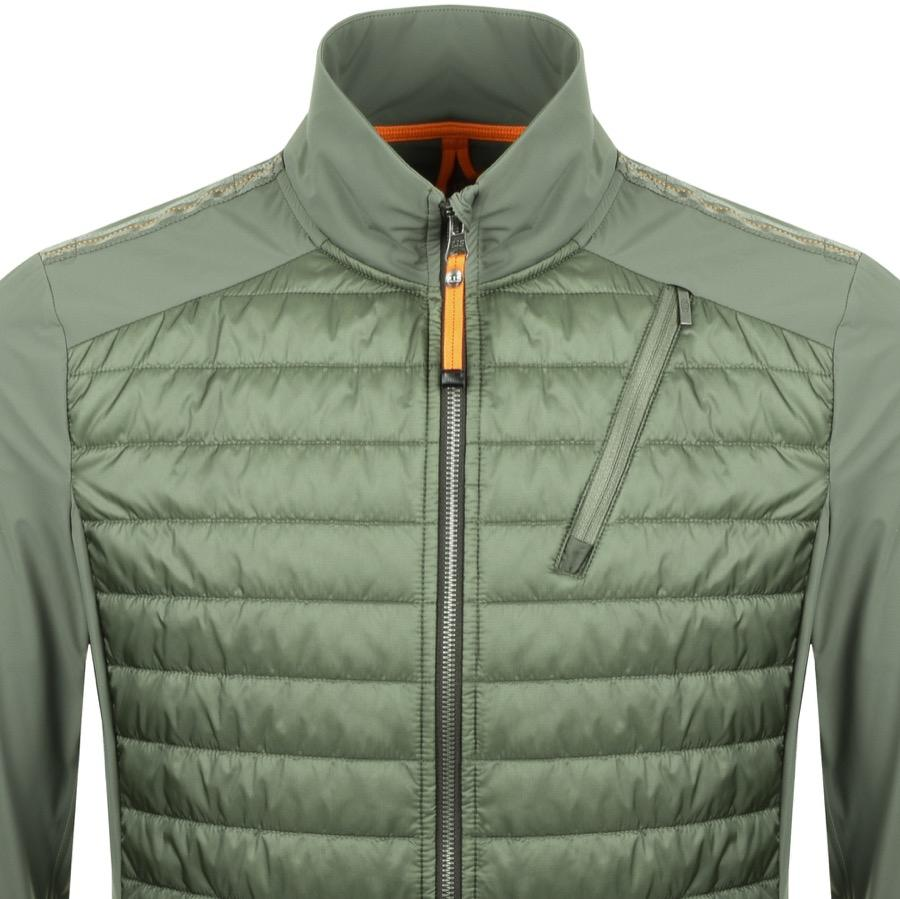 parajumpers WARM UP GREEN
