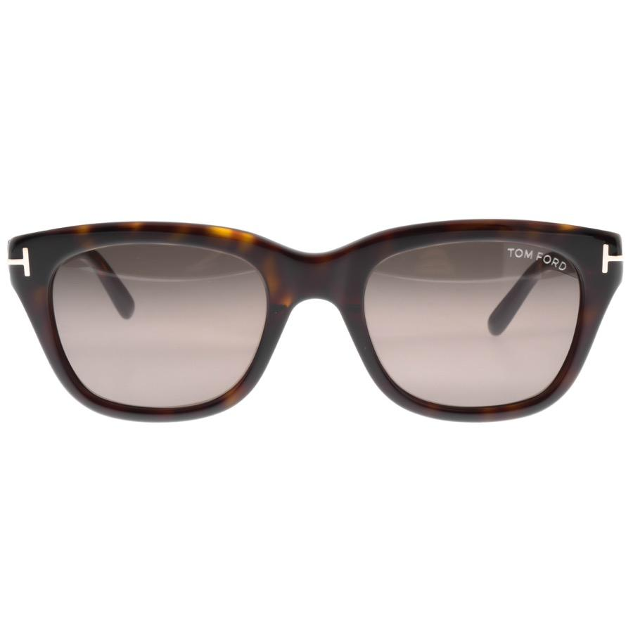 8794973a5f2 Tom Ford - Snowdon Sunglasses Brown for Men - Lyst. View fullscreen