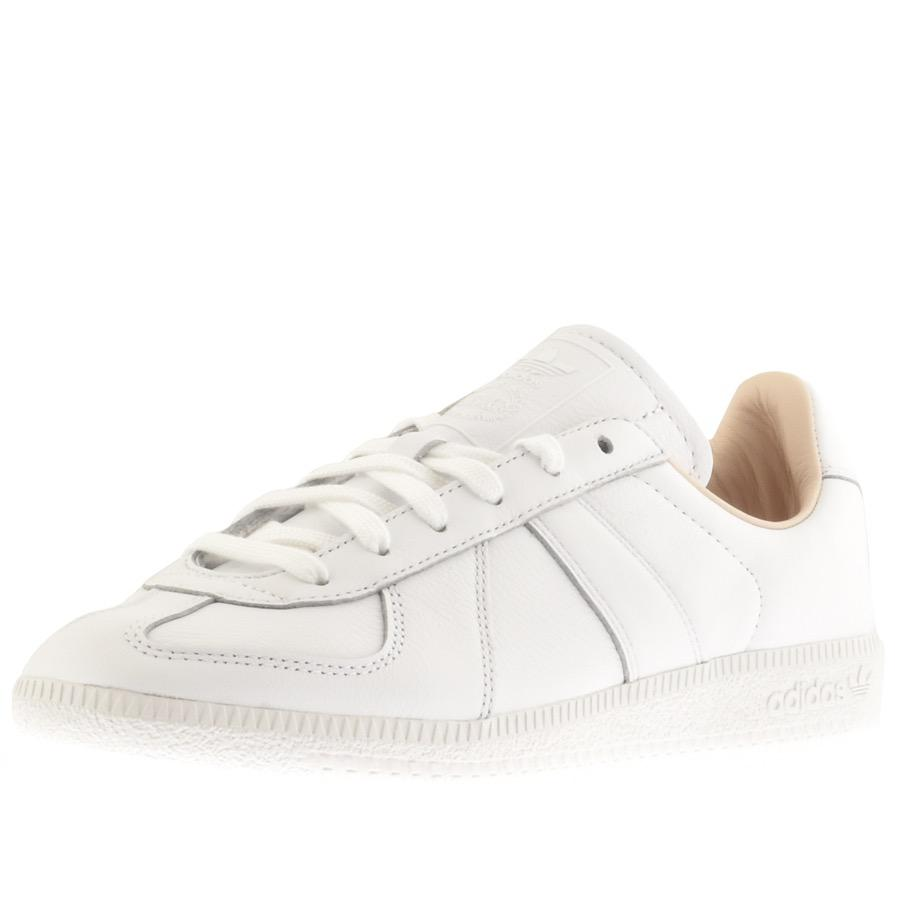 0884a56da8a adidas Originals Bw Army Trainers White in White for Men - Lyst