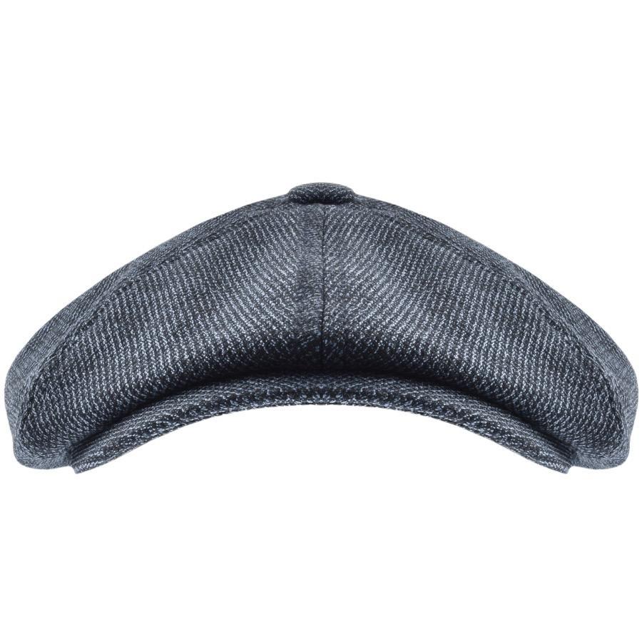 823f40ddba4 Ted Baker - Blue Treacle Flat Cap Navy for Men - Lyst. View fullscreen