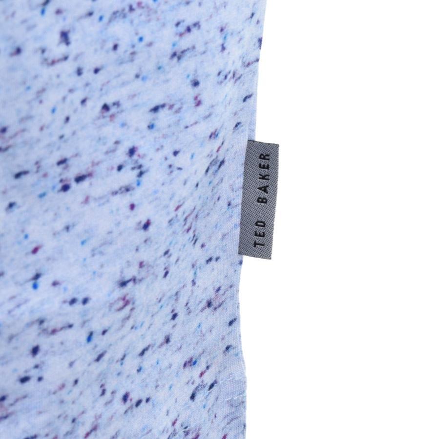 8b9c9e342920c3 Lyst - Ted Baker Goldman T Shirt Blue in Blue for Men