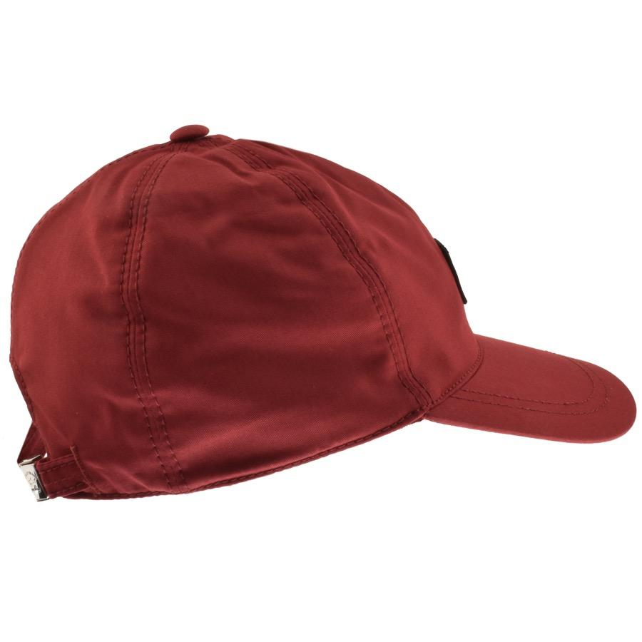 8f9d27ca6e4 Lyst - Paul   Shark Paul And Shark Baseball Cap Red in Red for Men