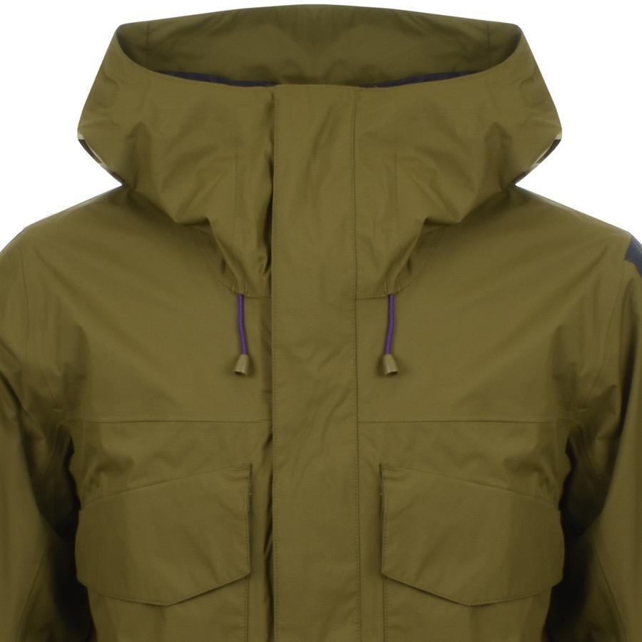 fada706202d2 Lyst - The North Face Fantasy Ridge Jacket Green in Green for Men
