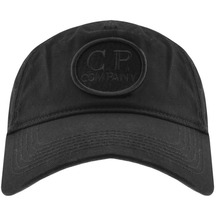 81d926f75f2 C P Company Cp Company Goggle Cap Black in Black for Men - Lyst
