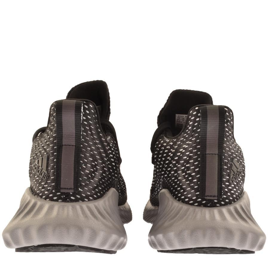 online store 10c5d 1618f Adidas - Alphabounce Instinct Trainers Black for Men - Lyst. View fullscreen