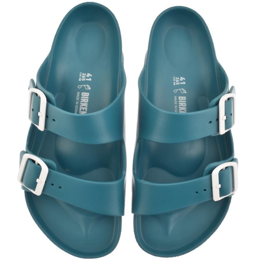 e7102f6954f41d Birkenstock Arizona Eva Sandals Blue in Blue for Men - Lyst