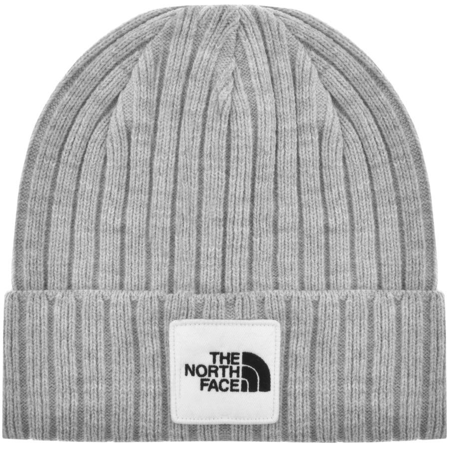 a5b64f8c8e8 Lyst - The North Face Classic Cuffed Beanie Hat Grey in Gray for Men